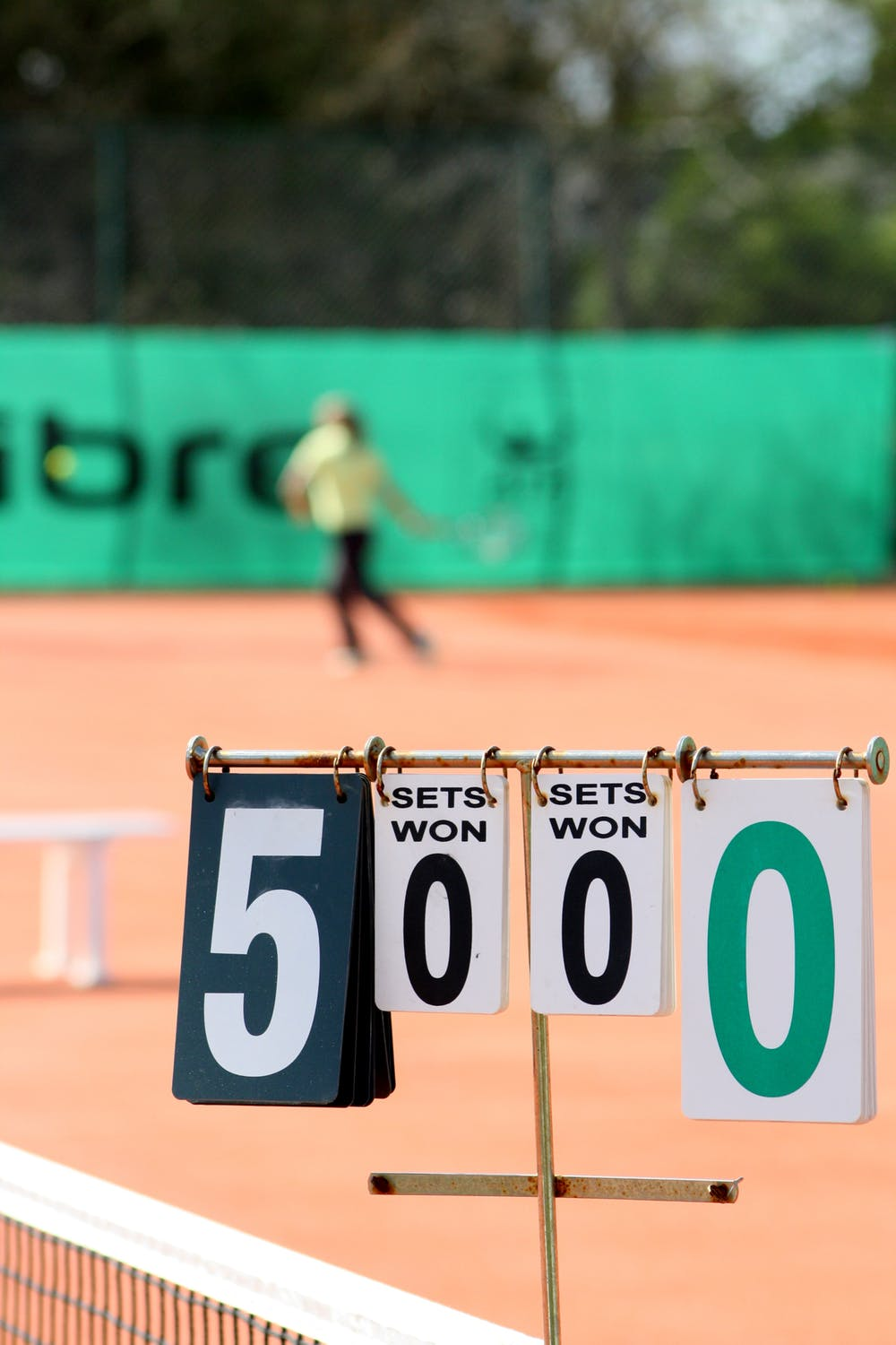 Tennis leagues stats